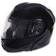 Eclipse Black Modular Helmet