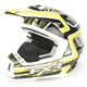 Yellow/Black Torque Helmet