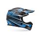 Blue/Black MX-2 Breaker Helmet