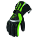 Black/Green Comp 7 Insulated Gloves