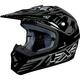 Black/Charcoal Strike Octane Helmet