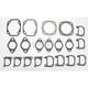 2 Cylinder Full Top Engine Gasket Set - 710047