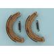 Sintered Metal Brake Shoes - 1723-0135
