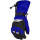 Blue/Black Journey Gloves