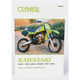 Kawasaki KX60/80 Repair Manual - M444-2