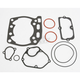 Top End Gasket Set - C7467