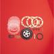 Genuine  BN Carburetor Repair Kit - MKBN3844