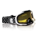 White/Black YH-18DL Goggles - 120109