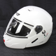 Metallic White N90 N-Com Modular Helmet