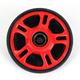 Red Idler Wheel w/Bearing - 4702-0055