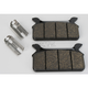 Rear Street HF Ceramic Brake Pads - 668HHF