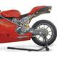 Valentino Max Rear Stand - 00-00104-02