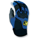 Blue Dakar Gloves