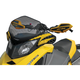 15 1/4 in. Tint w/Black and Yellow Graphic Windshield - 10342011