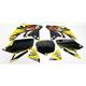 Black TS1 Graphics Kit - 40035