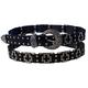 Rhinestones & Stud Crosses Leather Belt