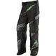Black/Green Recon Ride Pants