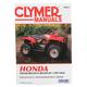 Honda Recon Repair Manual - 446-4