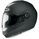 Sy-Max II Flat Black Modular Helmet