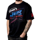 Black JGR Scratched T-Shirt