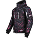 Womens Purple/Fuchsia Circuit Fresh Jacket