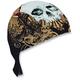 Lethal Threat Fret Head Road Hog Flydanna® Head Wrap - ZLT005