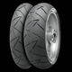 Front Conti Road Attack 2 110/80ZR-18 Blackwall Tire - 02440550000