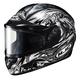 Black/Sliver Slayer CL-16SN Slayer Helmet