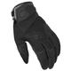 Black TI Air Mesh 2.0 Gloves