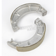 Standard Organic Non-Asbestos Brake Shoes - VB230