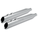 Super Saver 4 in. Forward Slash Slip-On Mufflers - KW02010010C
