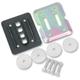 E-Track Floor Plate Kit - 45360