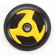 Yellow Idler Wheel w/Bearing - 4702-0038