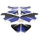 Evo 8 Series Graphic Kit - 14-01220
