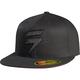 Black Barbolt Hat