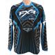 Black/Blue Coldcross Jersey