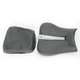 Track One-Piece Solo Seat with Rear Cover - 0810-0819