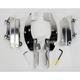 Batwing Polished Trigger Lock Hardware - MEK1947