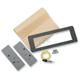 Retro Radio Din-Sized Receiver Mounting Kit - BT1000MK