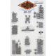 Polished Stainless Steel Custom Transformation Kit - DE6029P