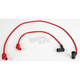 8mm Red Plug Wires - 20236