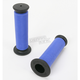 Blue Diamond MX Grips - D637BL