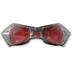 Red Taillight Lens - 01-104-26