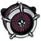 Contrast Cut Turbine Air Cleaner - 0206-2038-BM