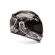 Silver Vortex Siege Helmet - Convertible To Snow