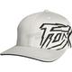 Light Gray Unknown Flex-Fit Hat