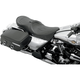 Low-Profile Touring Seat w/Backrest - 0801-0482