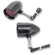 Black Rigid Micro B Turn Signals - LSK3220R-R