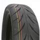 Rear HF918 140/70H-18 Blackwall Tire - 25-91818-140