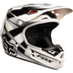 Youth Black/White V1 Costa Helmet